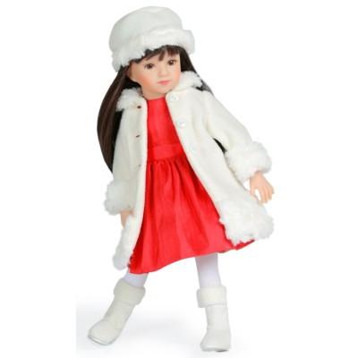 Manteau Snowflakes pour Mini Maru