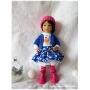 Tenue Tea-Time pour poupée Ten Ping