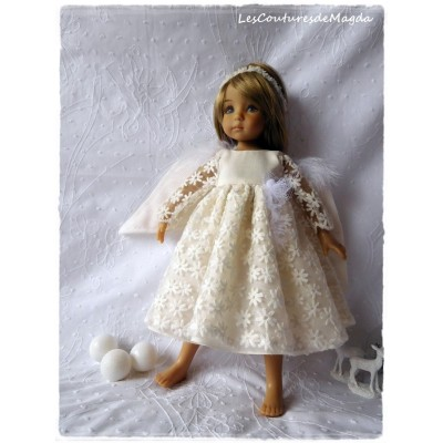 Ensemble Angélique pour Poupée Little Darling