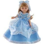 Carla Princesse Robe Bleue Las Amigas
