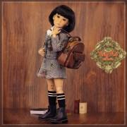 Poupée Beatrice - Senson Doll 30 Cm (Cassy)