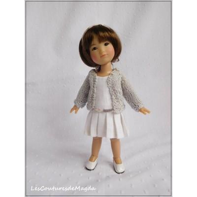 Tenue Astrid pour poupée Ten Ping