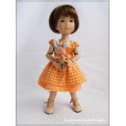 Tenue Isabella pour poupée Ten Ping