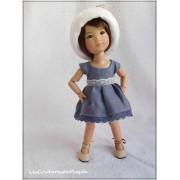 Tenue Julia pour poupée Ten Ping