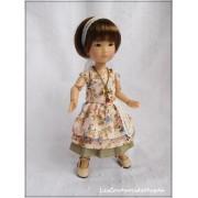 Tenue Marie pour poupée Ten Ping