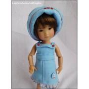 Tenue Mila pour poupée Ten Ping
