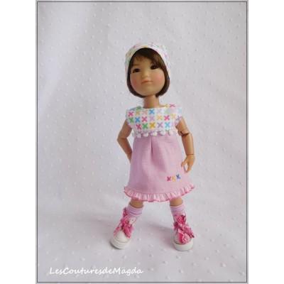 Tenue Victoria pour poupée Ten Ping