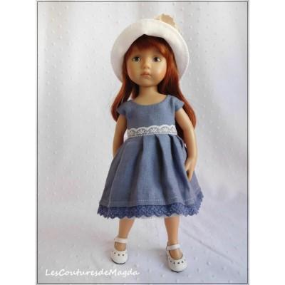 Tenue Maya pour poupée Boneka