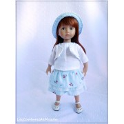 Tenue Olga pour poupée Boneka