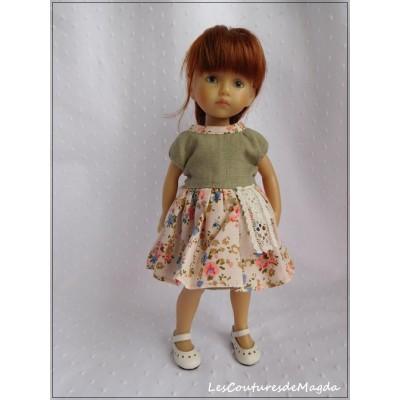 Tenue Tess pour poupée Boneka