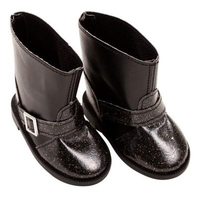 Bottes Noires simili cuir