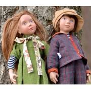 Les Amoureux du Nid Rose et Arthur 50 Cm - Edition Exclusive Limitée 2017
