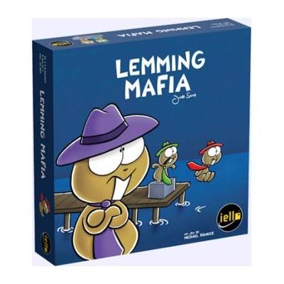 Jeu de Société - Lemming Mafia