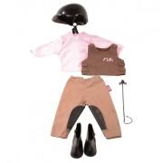Vêtement Cavalière pour Poupée 45-50 Cm