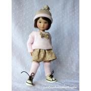 Tenue  Petit Trésor pour poupée Ten Ping