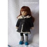 Tenue Malicieuse pour poupée Boneka