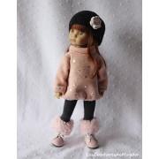 Tenue Généreuse pour poupée Boneka