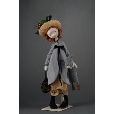 Poupée MINNA Sophie - Zwergnase Collection