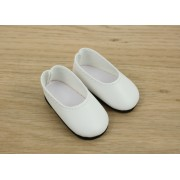 Ballerines blanches pour Amigas