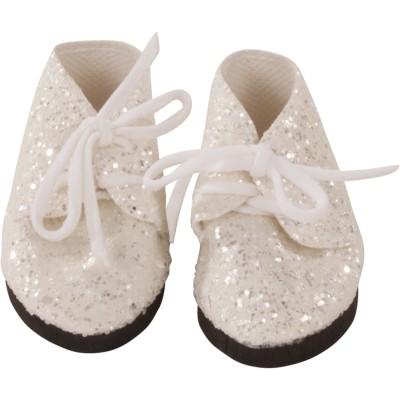 Chaussures à lacets Neige scintillante