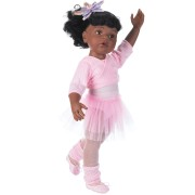 Poupée Hannah Afro-Américaine au Ballet