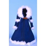 Le Manteau d'hiver de Clara Marie