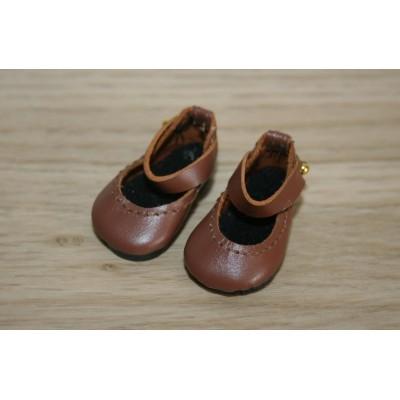 Chaussures Mary Jane Cosmos pour poupées Boneka