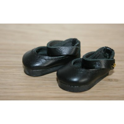 Chaussures Mary Jane Compensées pour poupées Boneka