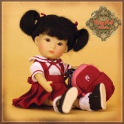 Poupée YU Ping 5ème Edition Ruby Red Galleria