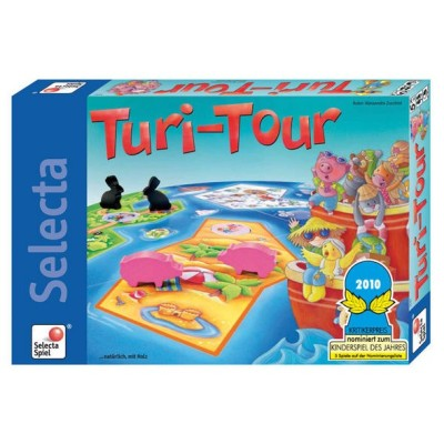 Jeu Société - Turi-Tour