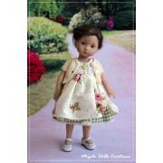 Tenue Emma pour poupée Boneka - Magda Dolls Creations