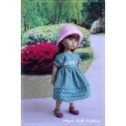 Tenue Leah pour poupée Boneka - Magda Dolls Creations