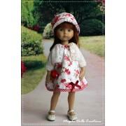 Tenue Phoebe pour poupée Boneka - Magda Dolls Creations