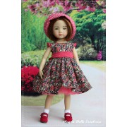 Ensemble Millie pour Poupée Little Darling - Magda Dolls Creations