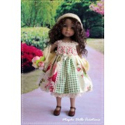 Ensemble Emily pour Poupée Little Darling - Magda Dolls Creations