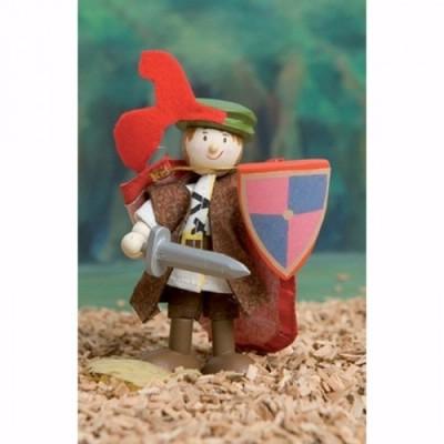 Le Prince Edward en bois
