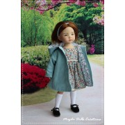 Ensemble Sue pour Poupée Little Darling - Magda Dolls Creations