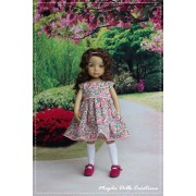 Ensemble Tiffany pour Poupée Little Darling - Magda Dolls Creations