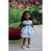 Ensemble Hope pour Poupée Mini Maru - Magda dolls créations