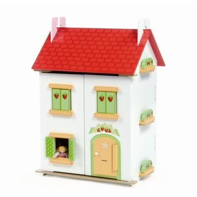 La Maison Tutti Frutti en bois