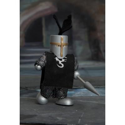 Le Chevalier Noir Henry en bois