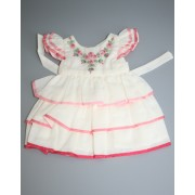 Ensemble Robe Pelican pour poupée Little Darling