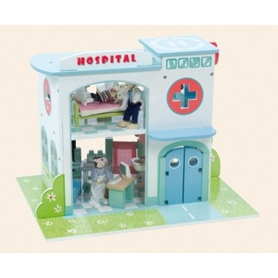 Set Hôpital en Bois