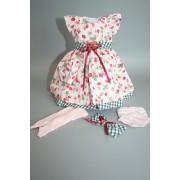 Ensemble Bouquet fraisier pour Little Darling