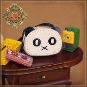 Sac panda pour poupée Ten Ping 20 Cm