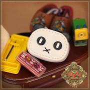 Sac panda pour poupée Yu Ping 14 Cm