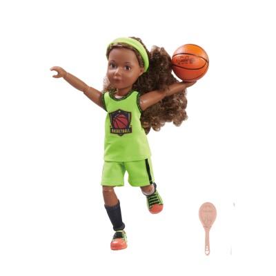 Poupée Joy La Basketteuse Kruselings - Edition 2018 - Käthe Kruse