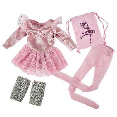 Tenue Ballerine Rose pour Poupée La Bella 42 cm - Käthe Kruse