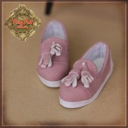 Chaussures Mocassins roses pour InMotion Girls 30 cm