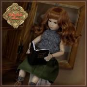 Ensemble Pull et Jupe pour poupée Rubyred 30 Cm